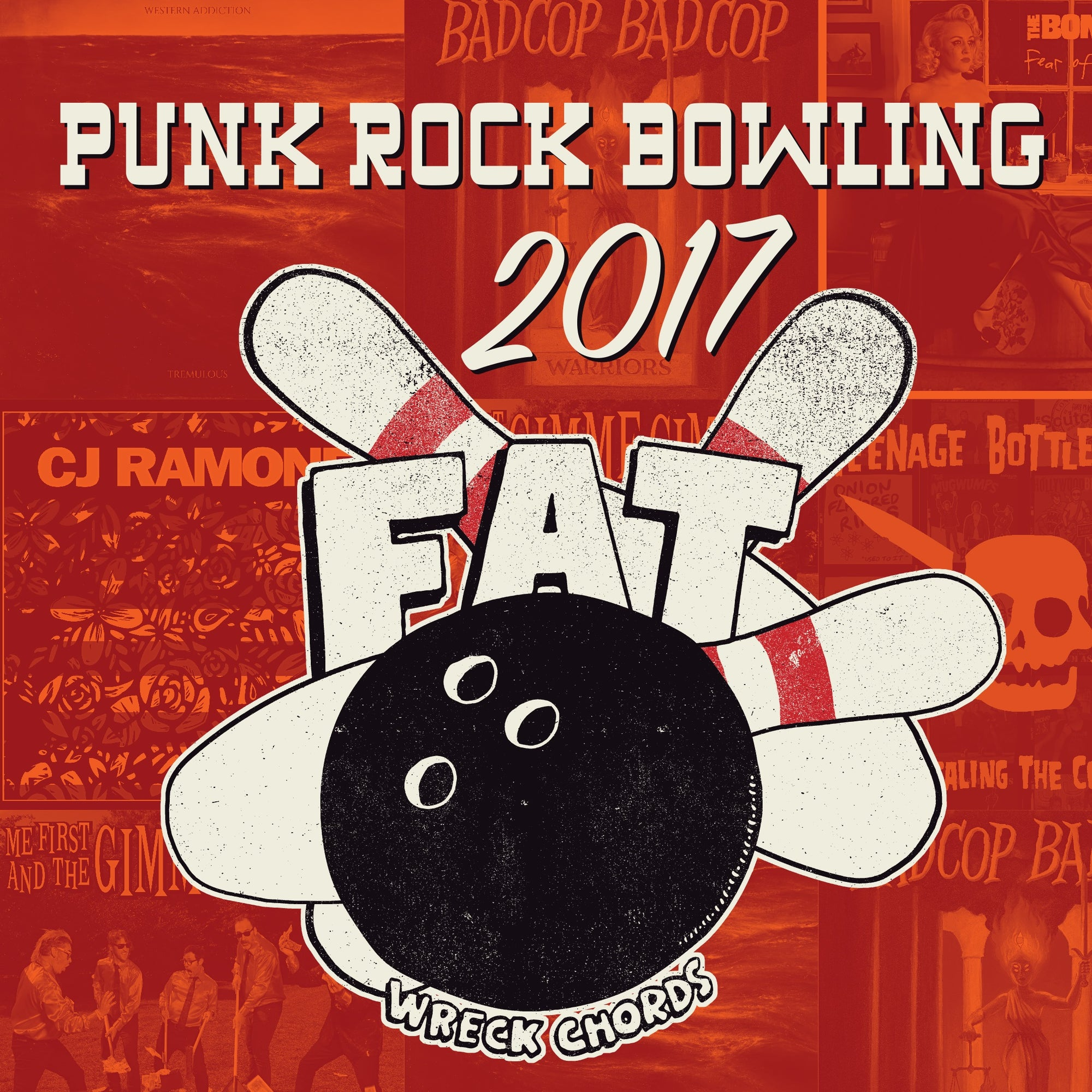 Punk Rock Bowling 2017 Flexi Pack