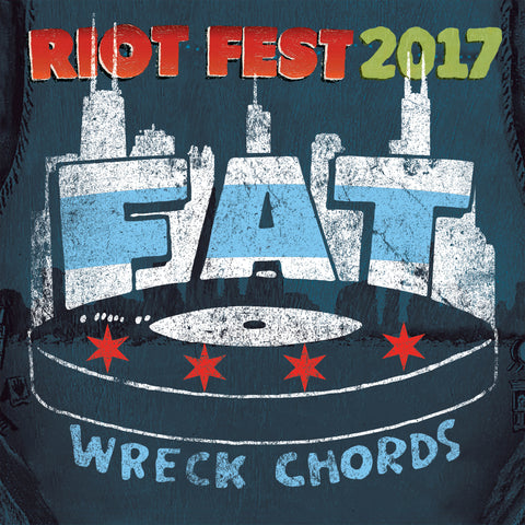 Fat Music For Riot Fest People Vol. 4