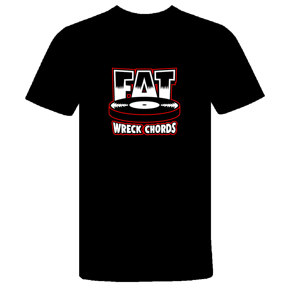 Fat Logo Reimagined T-Shirt (Original Reimagine)