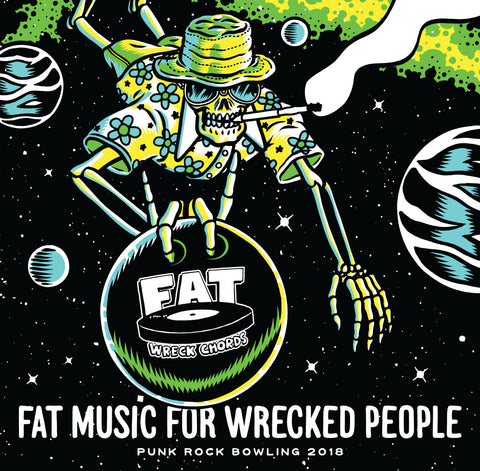 Fat Music For Wrecked People: Punk Rock Bowling 2018
