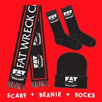 Winter Bundle (Scarf - Beanie - Socks)