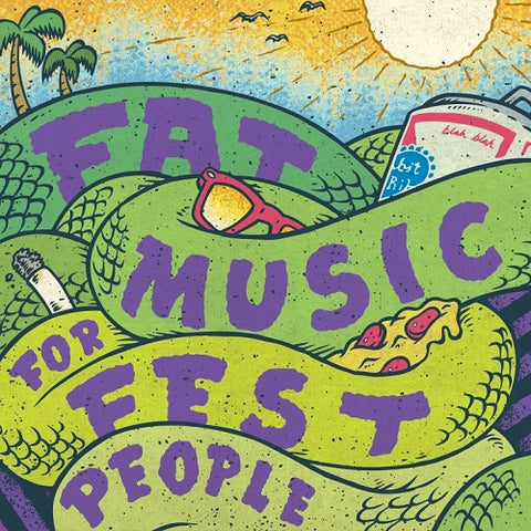 Fat Music for Fest People III