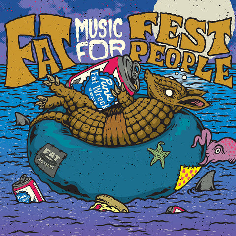 Fat Music For Fest People V
