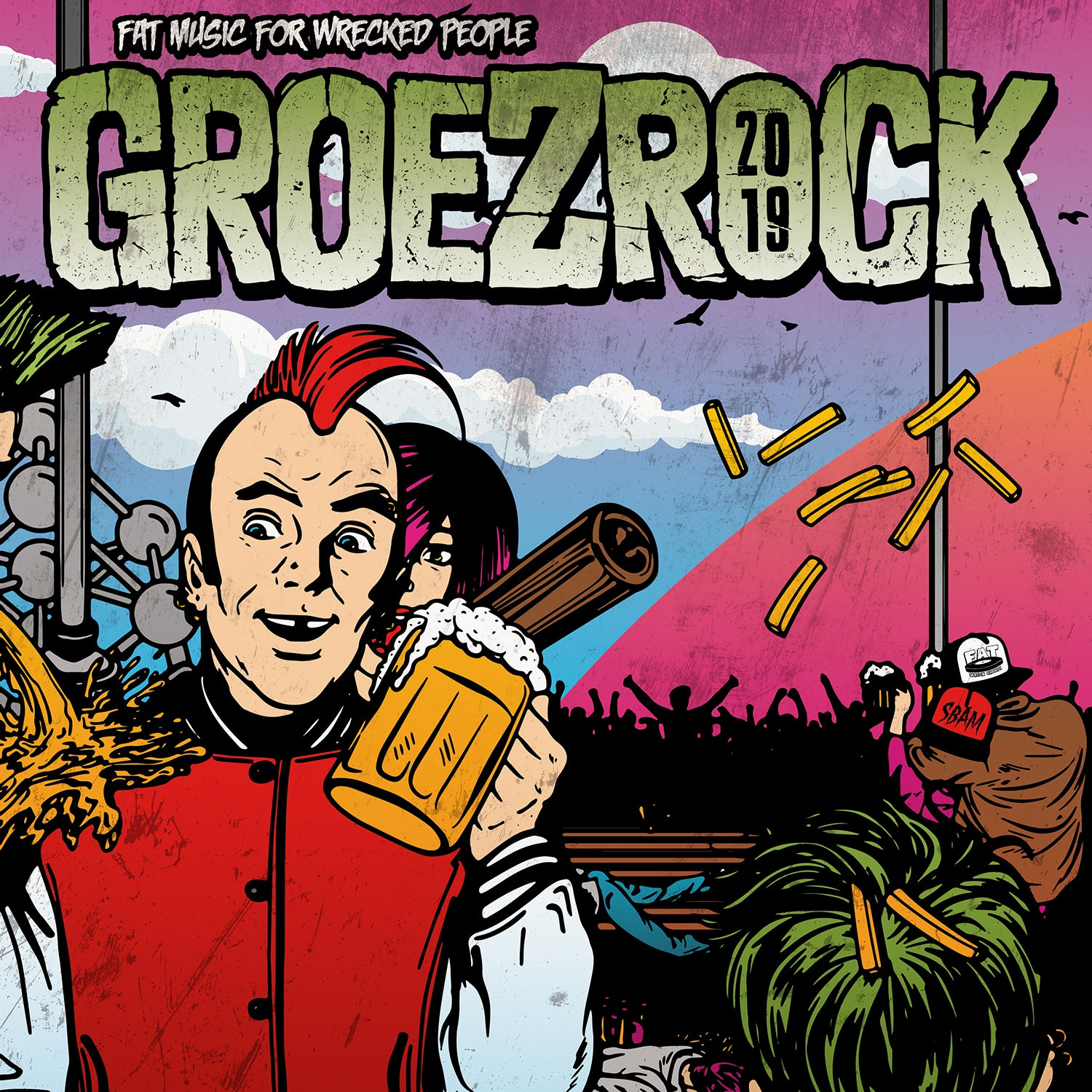 Fat Music For Wrecked People: Groezrock 2019