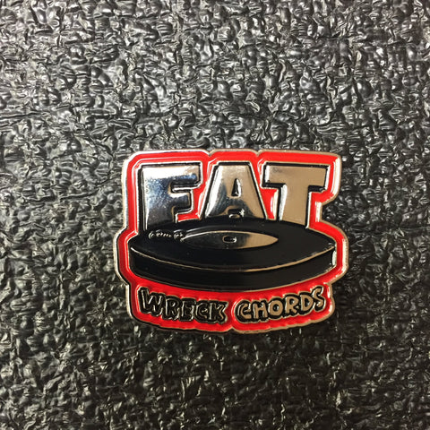 Fat Wreck Chords Enamel Pin