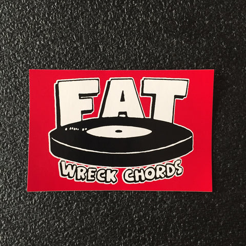Fat Sticker