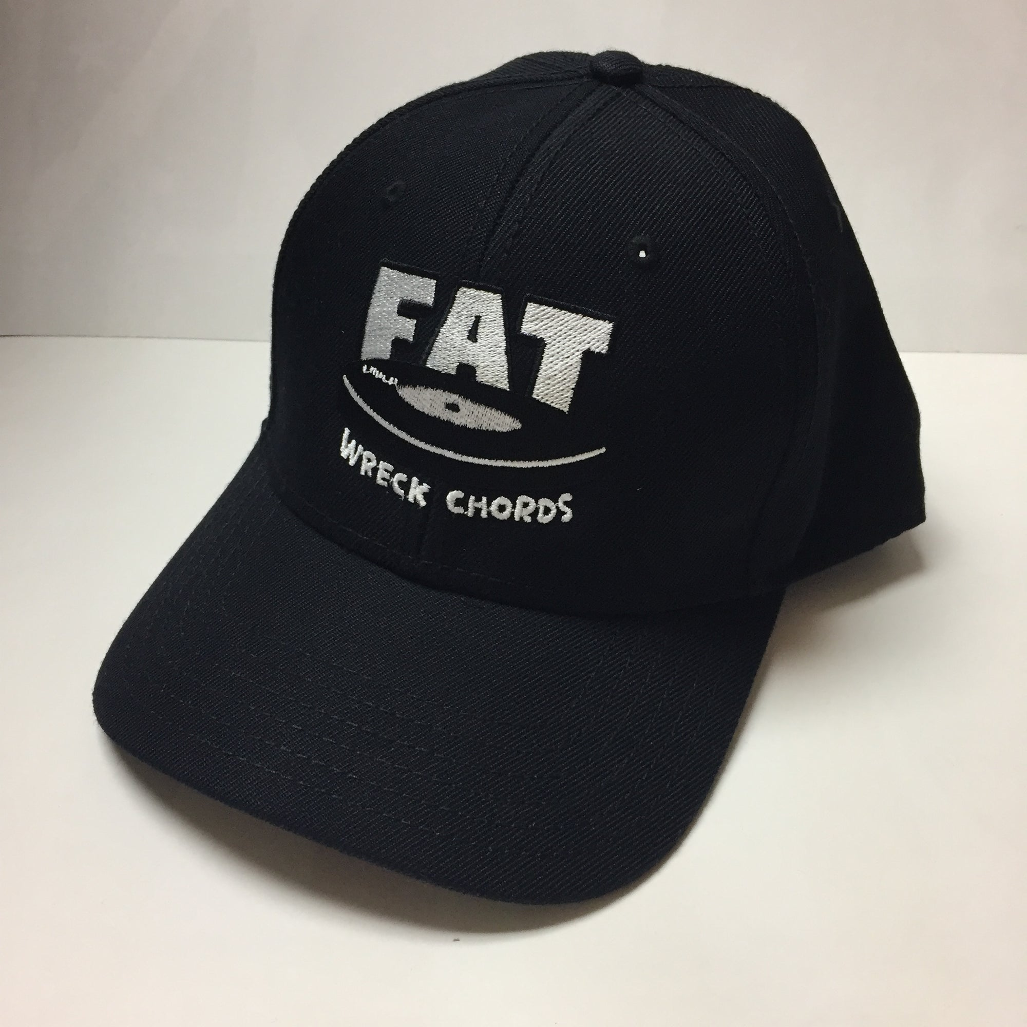 Fat Logo Snap Back Hat