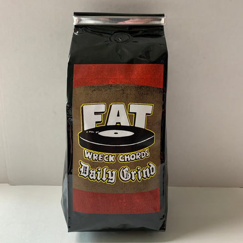 Fat Wreck Chords 'Daily Grind' Coffee