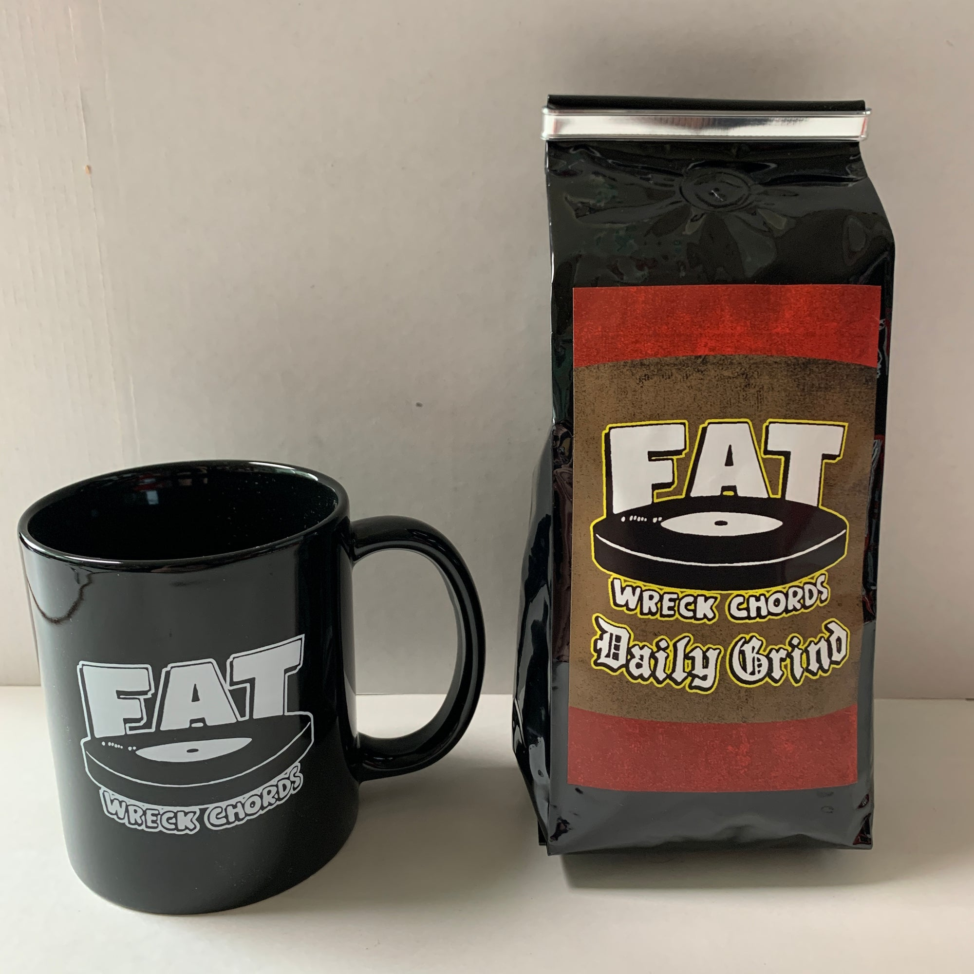 Fat Wreck Chords 'Daily Grind' Coffee Bundle