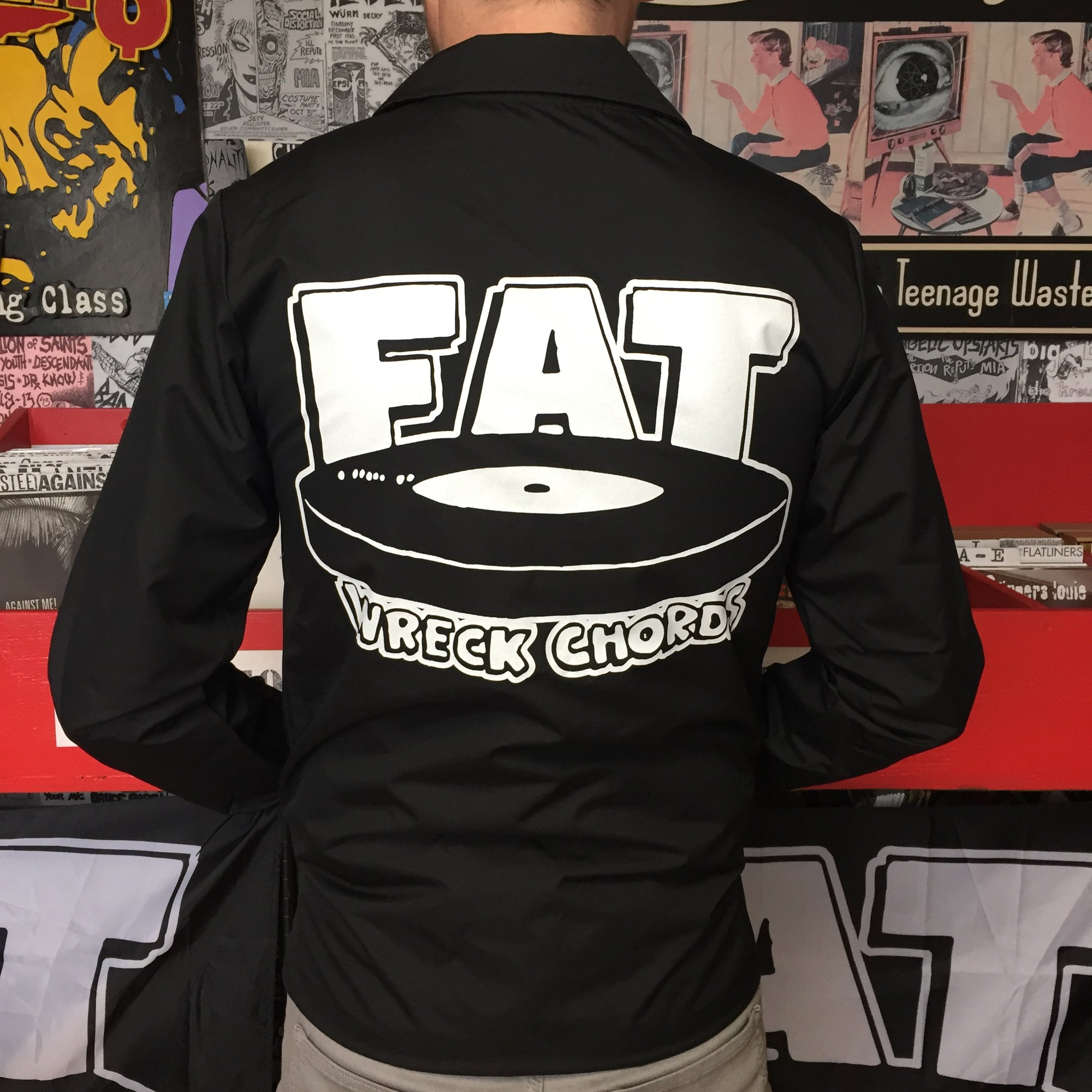 Fat Windbreaker
