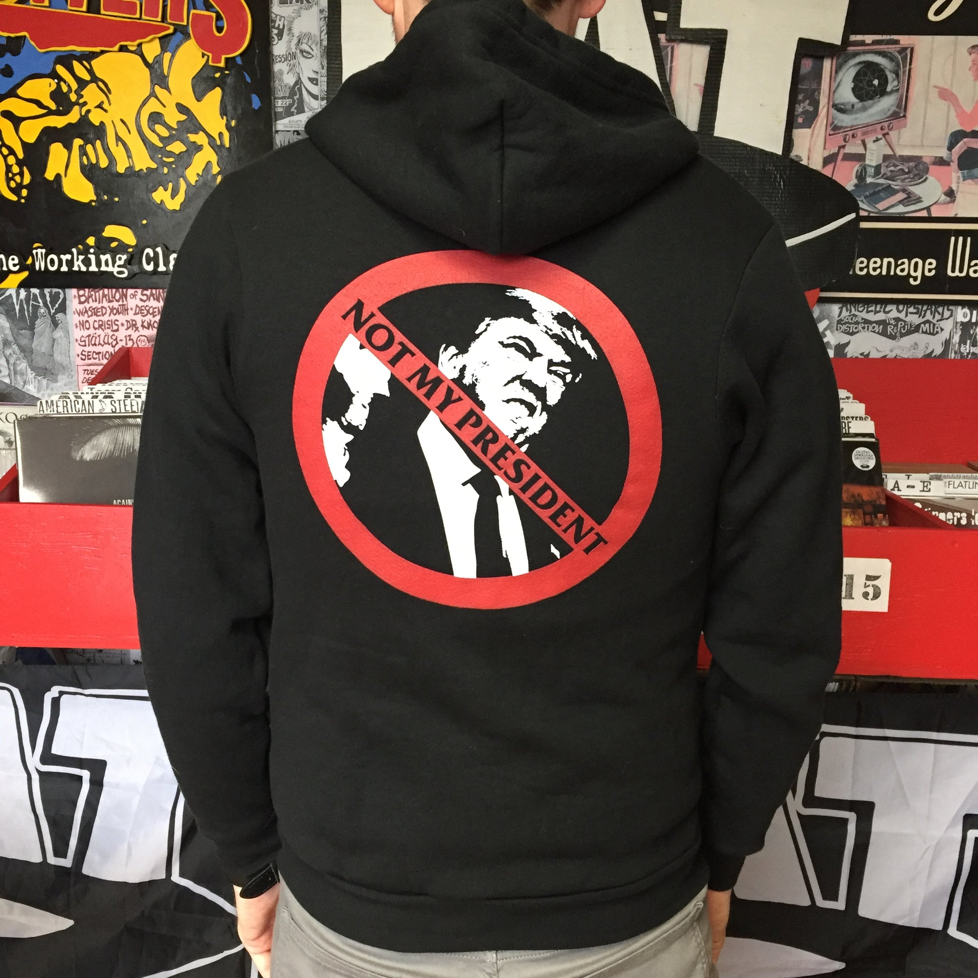Making America Hate Again Hoodie