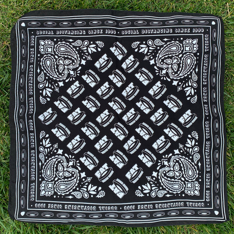 Fat Bandana (Black)