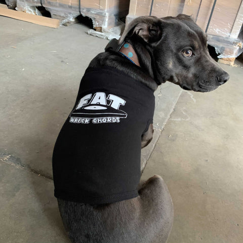 Fat Wreck Chords Dog Shirt