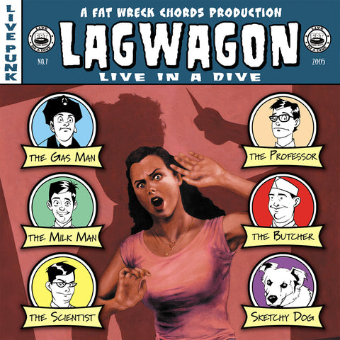 Live in a Dive: Lagwagon