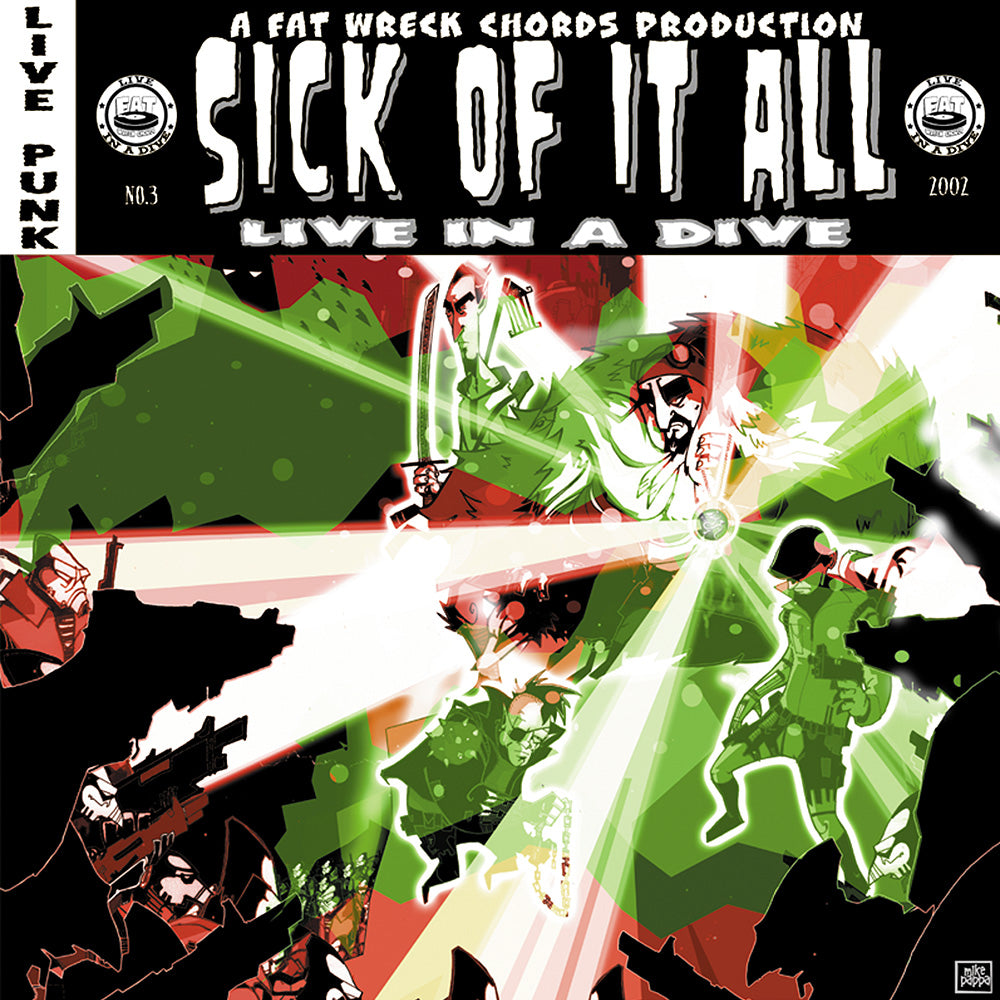 Live in a Dive: Sick Of It All