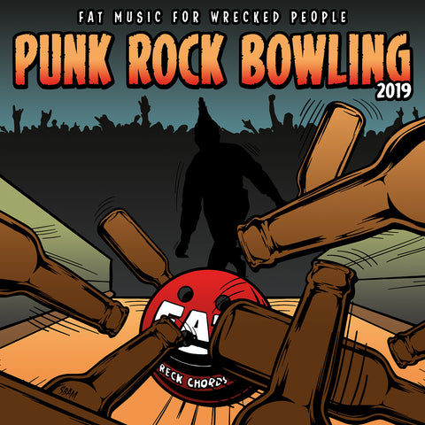 Fat Music For Wrecked People: Punk Rock Bowling 2019