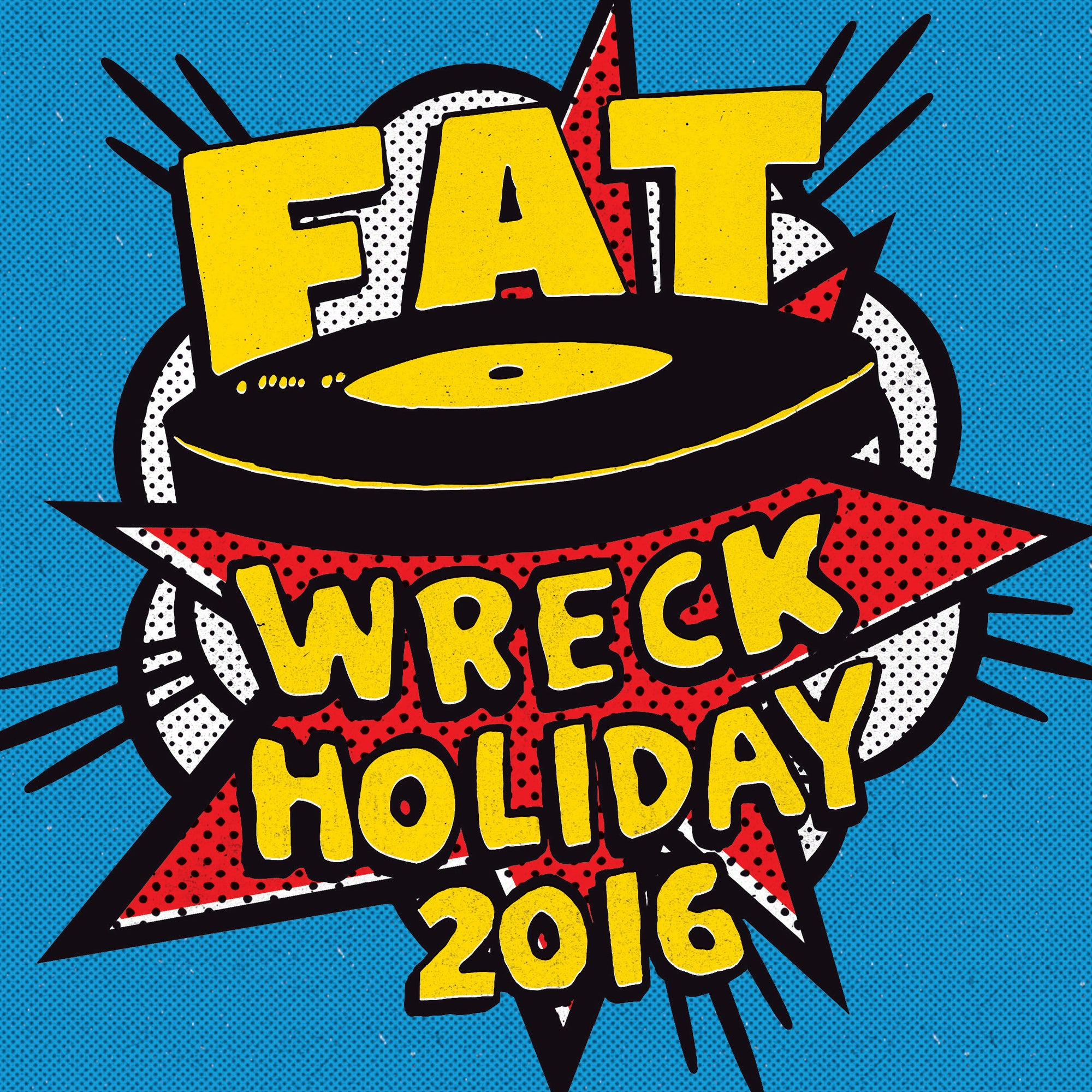 Fat Wreck Holiday 2016
