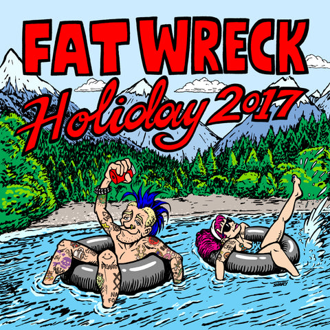 Fat Wreck Holiday 2017