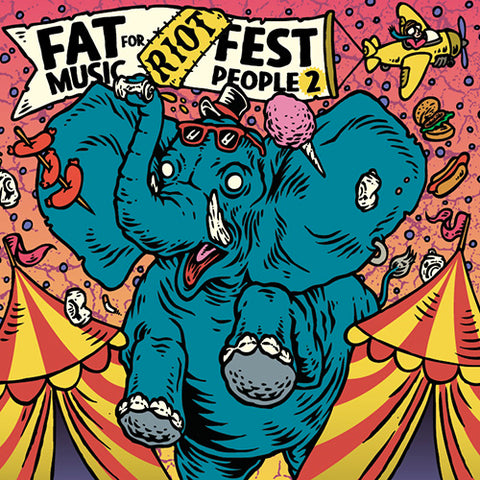 Fat Music For Riot Fest People Vol. 2