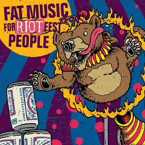 Fat Music For Riot Fest People
