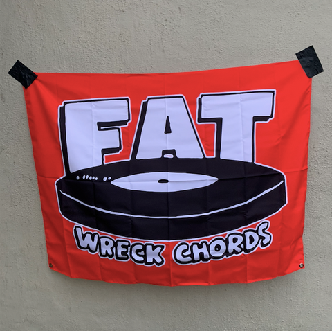 Fat Wreck Chords FLAG