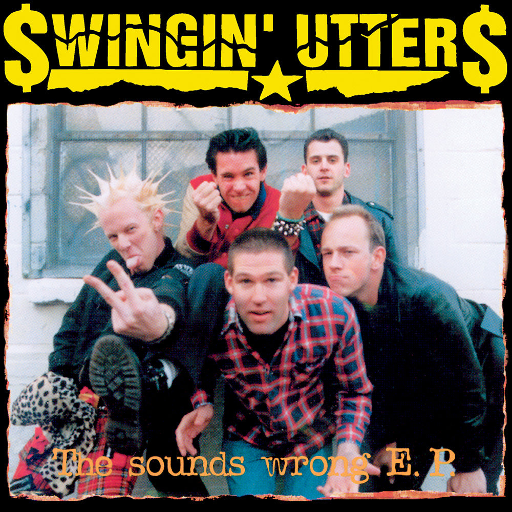 The Sounds Wrong E.P.