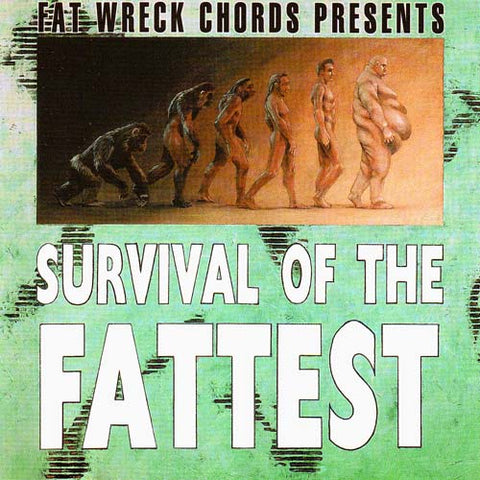 Fat Music Vol. II: Survival Of The Fattest