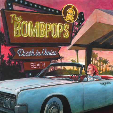 The Bombpops - POSTER