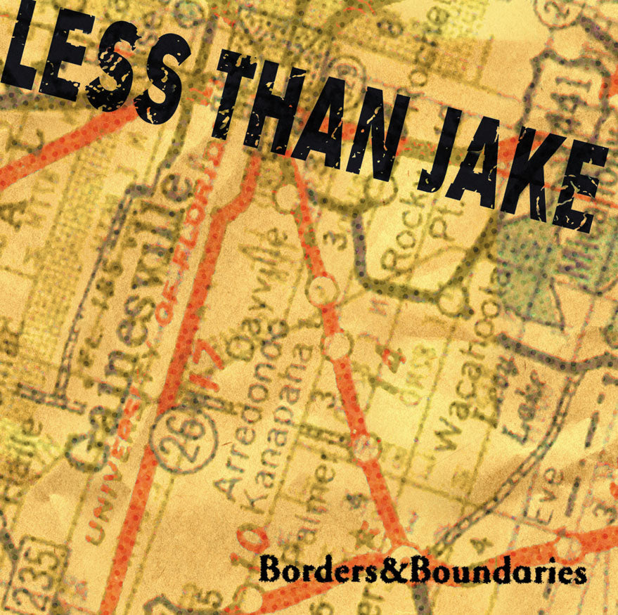 Borders & Boundaries