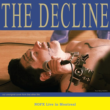 The Decline Live DVD