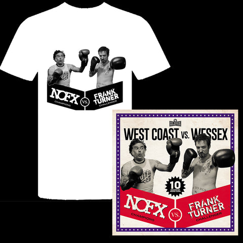 NOFX / Frank Turner - West Coast vs. Wessex Deluxe Bundle
