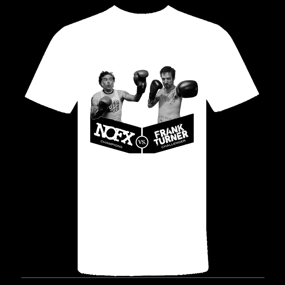 NOFX / Frank Turner - West Coast vs. Wessex T-Shirt