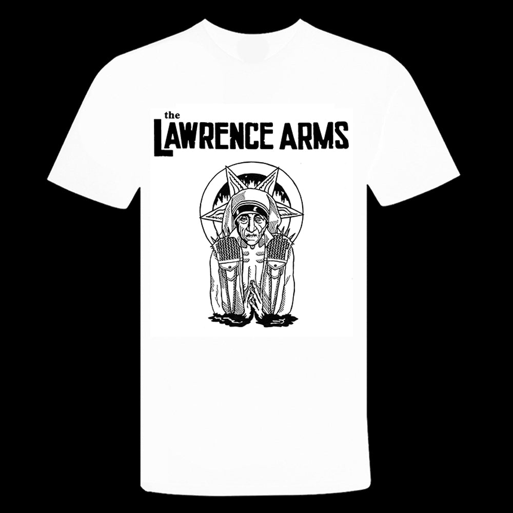The Lawrence Arms Mother Teresa T-Shirt