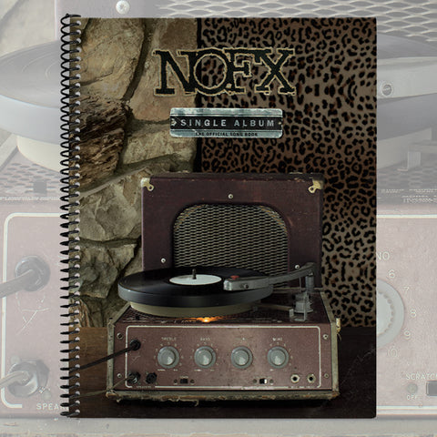 NOFX 'Single Album' SONG BOOK