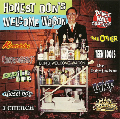 Honest Don's Welcome Wagon