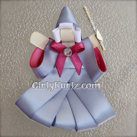 fairy godmother hair clip