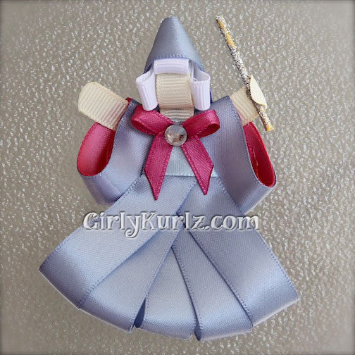 fairy godmother ribbon sculpture