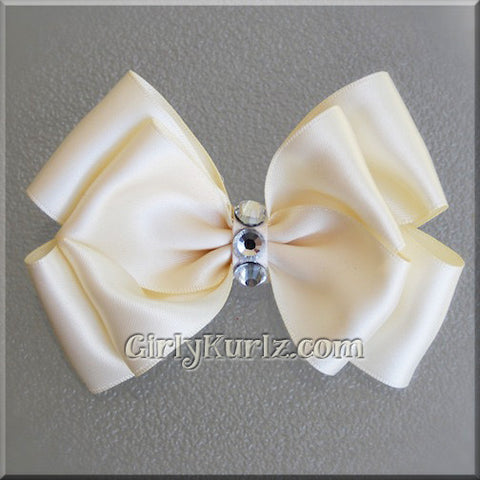easter hair bow