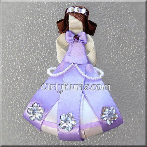 sofia the first hair clip
