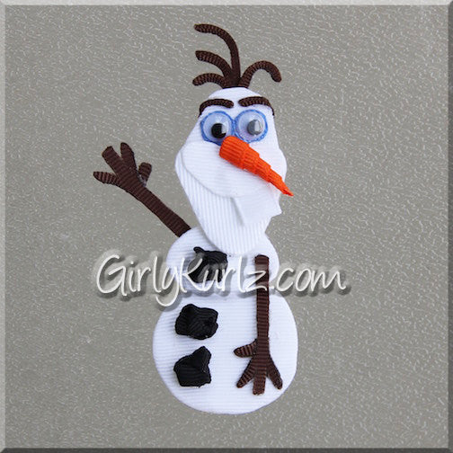 olaf ribbon sculpture