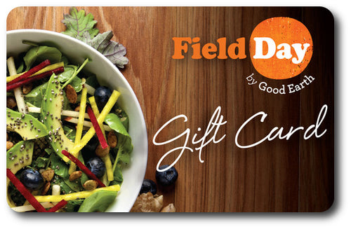 Field Day Gift Card