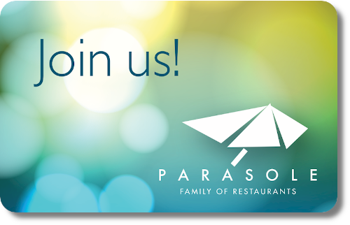 Parasole Gift Card - September Sale
