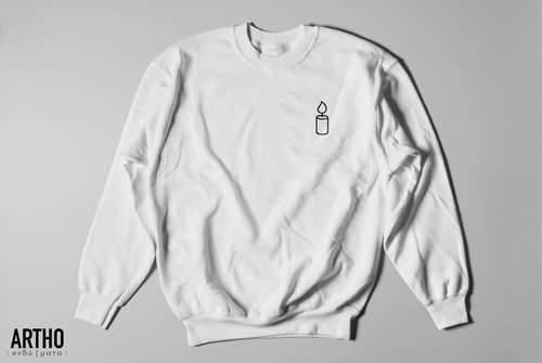 Therme F|B Crew Sweater, Sweaters, Artho Apparel,