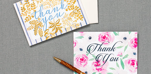 The History of the Thank You Note