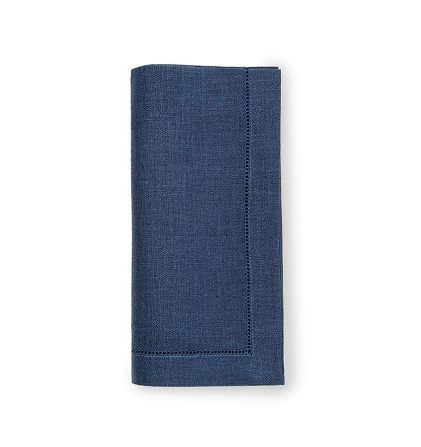 Sferra Festival Cloth Dinner Napkins in Navy - Set of 4