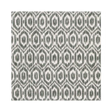 Caspari Amala Ikat Paper Luncheon Napkins in Black - 20 Per Package
