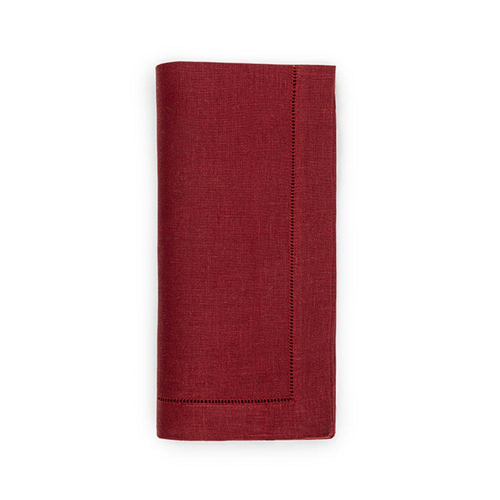 Sferra Festival Cloth Dinner Napkins in Cinnabar - Set of 4