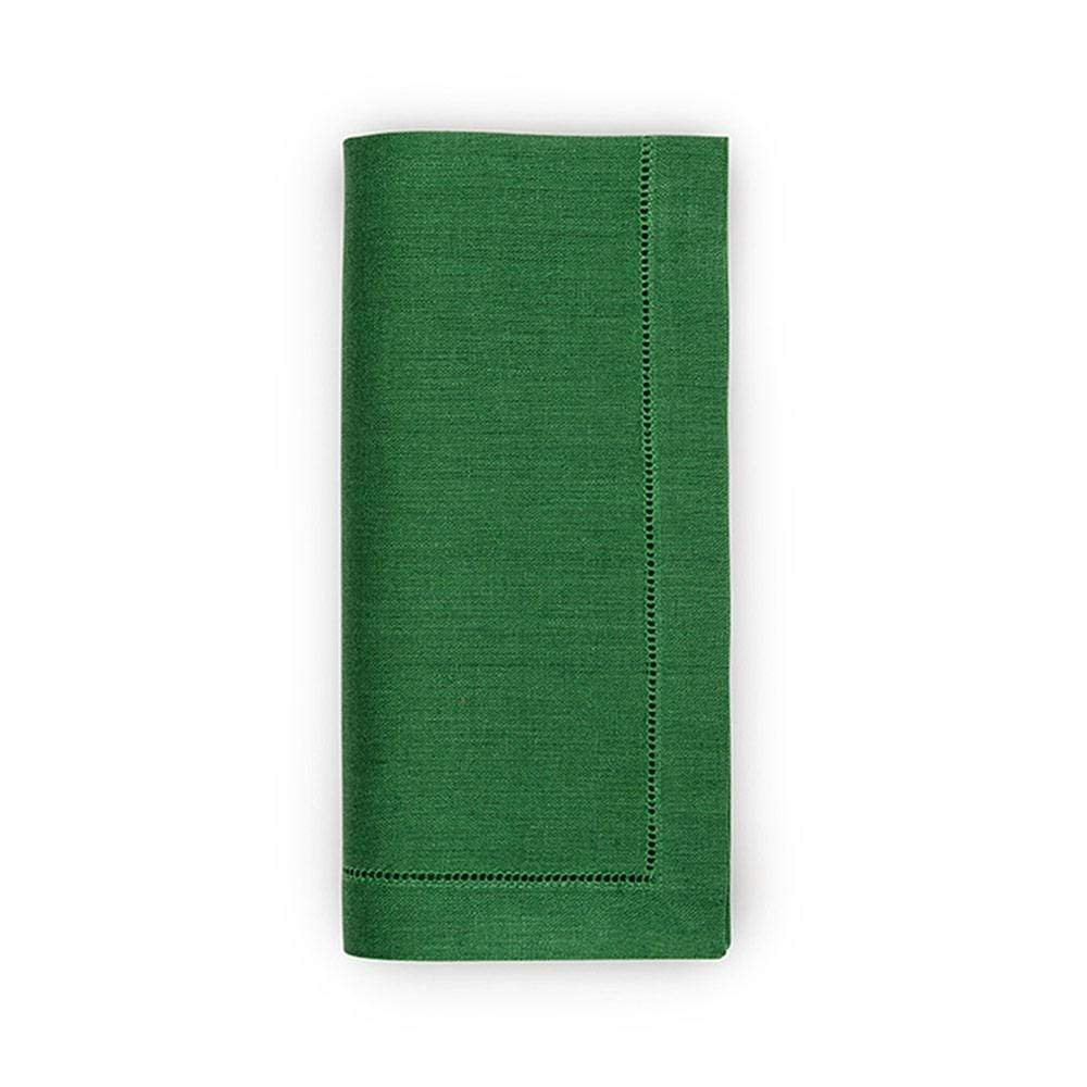 Sferra Festival Cloth Dinner Napkins in Emerald - Set of 4