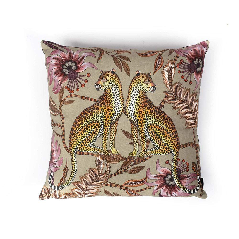 Ngala Trading Lovebird Leopards Pillow in Delta - 1 Each 5003