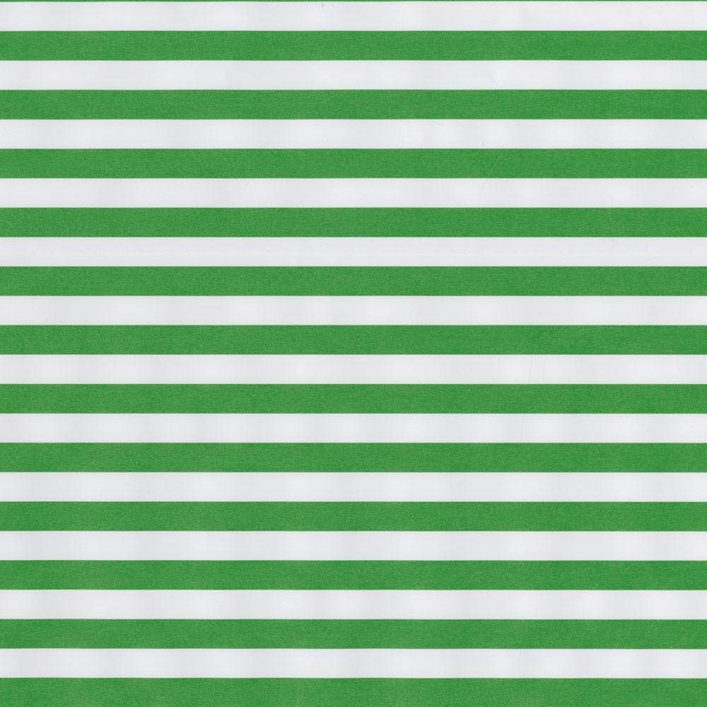 "Caspari Club Stripe Gift Wrap Roll in Red & Green Reversible - 30"" x 5' Roll"